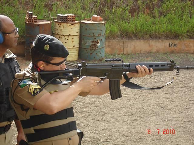 Imbel ia2 штурмовая винтовка — характеристики, фото, ттх