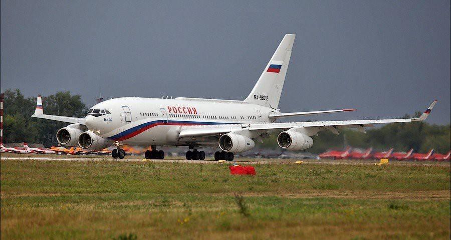 Самолет ил-96-400м приблизили к первому полету   авиатранспортное обозрение
