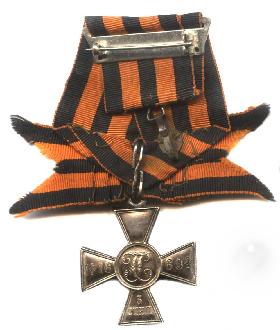 Георгиевские кавалеры 1914-1918, алфавитный указатель.