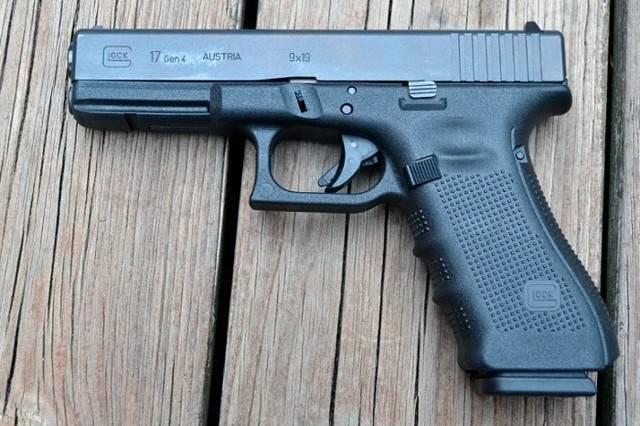 Пистолет Глок 26
