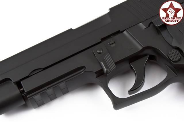 Пистолет sig-sauer p220