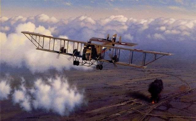 Самолет илья муромец не имел. илья муромец – первенец стратегической авиации