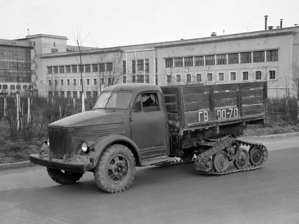 Советский грузовой автомобиль газ-56: описание, технические характеристики