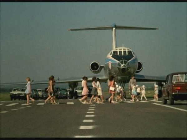 Ту-134. фото. видео. схема салона. характеристики. отзывы.