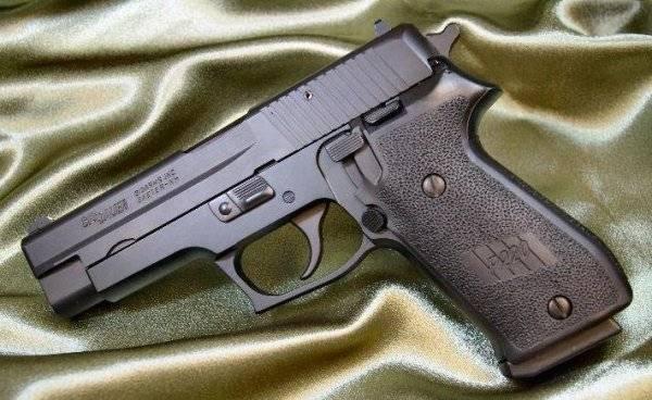 Пистолет sig-sauer p229