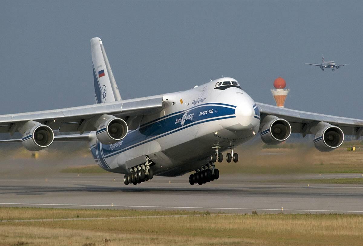 Ан-124 руслан фото. видео. скорость. размеры. ттх