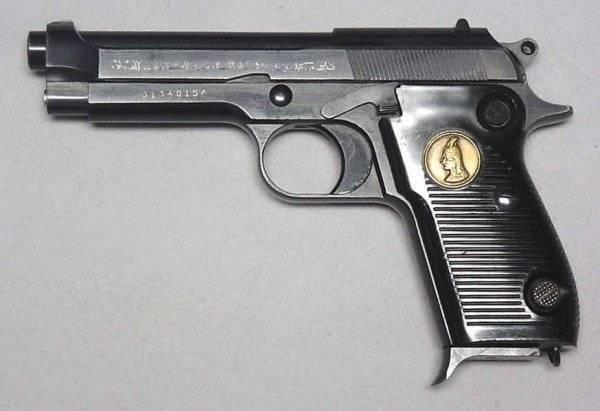 Mle 1935a / mle 1935s пистолет — характеристики, фото, ттх