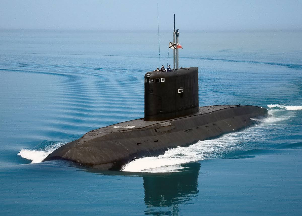 """Подводные лодки проекта 636.3 """"варшавянка"""". досье"""