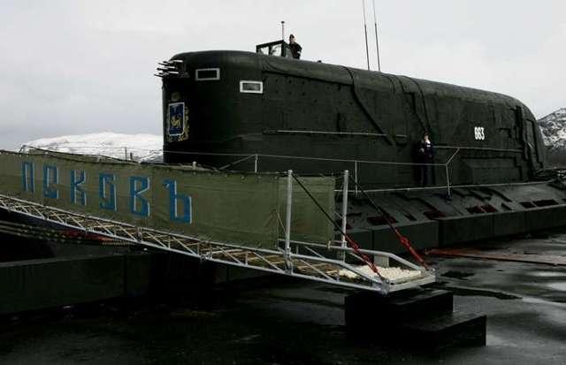 Подлодки проекта 945 – титановая «Барракуда»