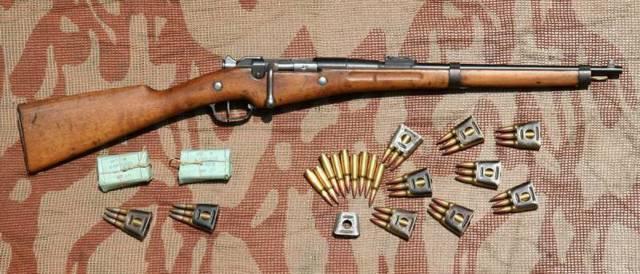 Крупнокалиберная снайперская винтовка mam-15