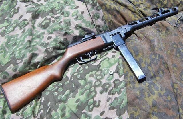 Наш первый серийный пистолет-пулемет. пистолет-пулемет системы шпагина: барабанная дробь красной армии кустарные и полукустарные модели