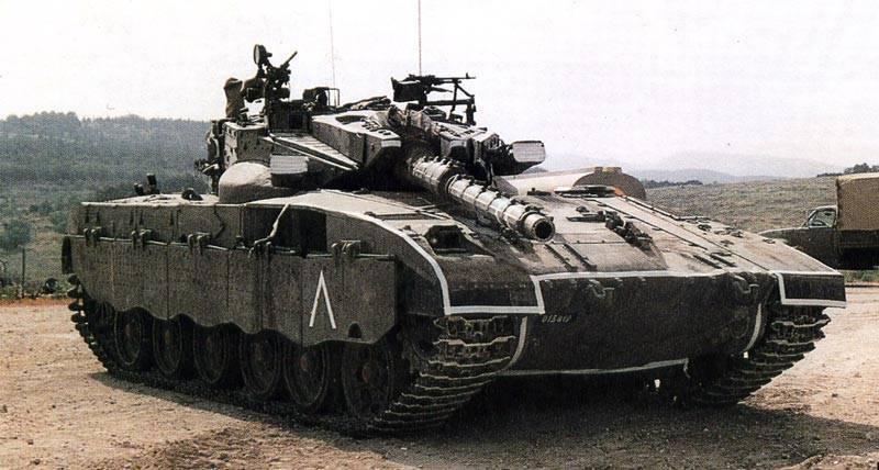 Основной боевой танк меркава. танк «меркава» – революционная колесница бога танки израильской армии