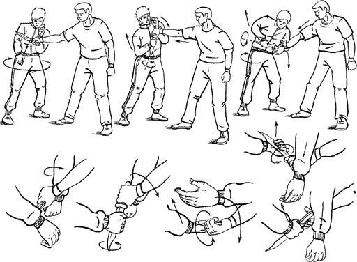 Явара: техника самозащиты по-японски