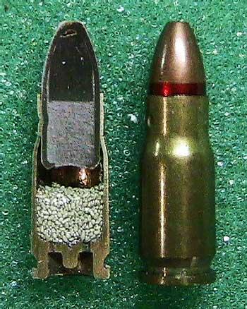 Патрон 5.56 nato (5,56х45 мм нато) и .223 remington