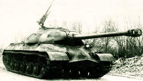 Почему танк ис-3 не принял участие в войне