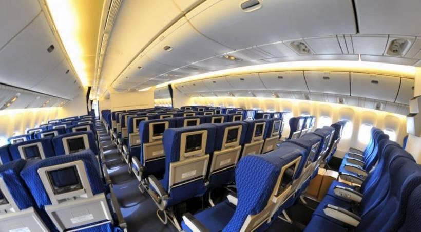 Лучшие места по схеме салона боинг 777 200 nordwind airlines
