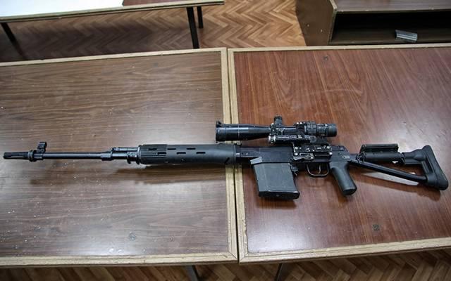 Снайперская винтовка PGM Hecate II