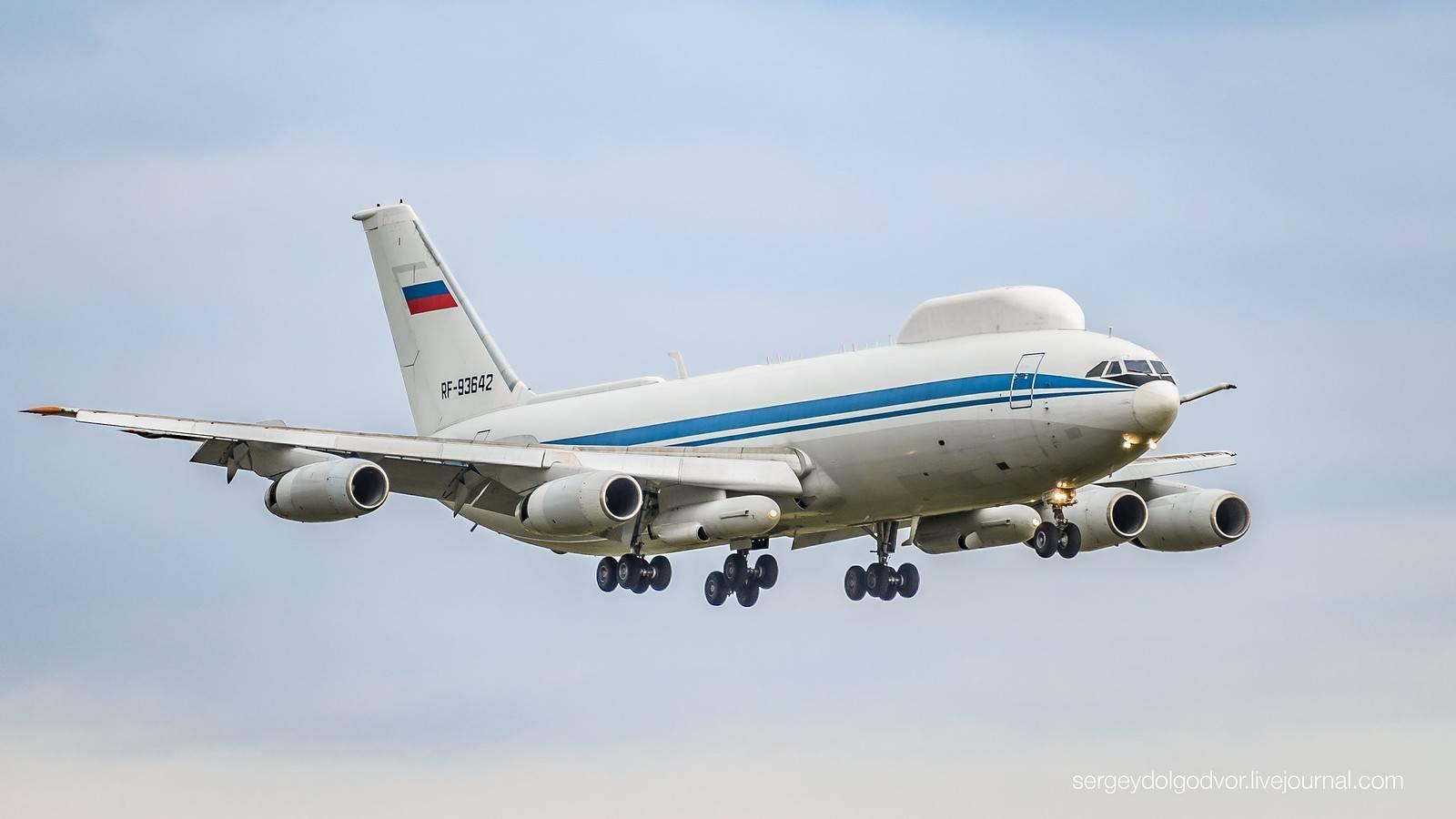 Самолет ил-80 - галерея - впк.name
