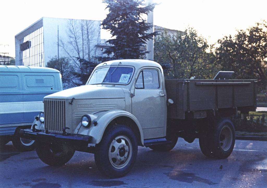 Советский грузовик газ-51: история, характеристики, особенности конструкции