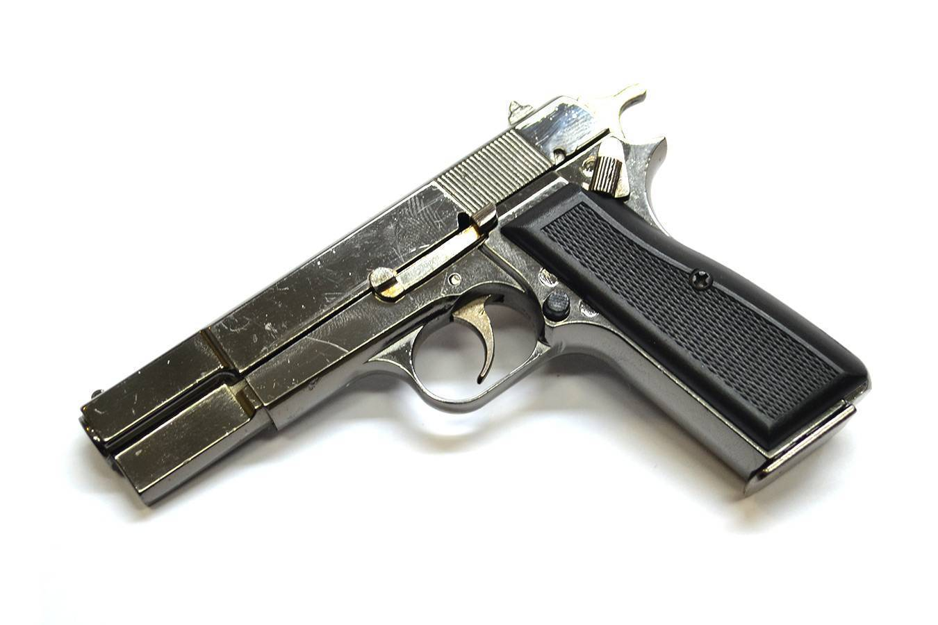 Пистолет browning hp-da