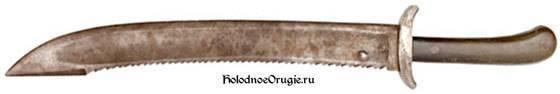 Нож фашинный википедия