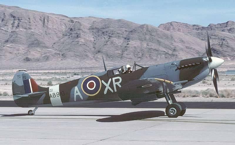 Spitfire mk vb/trop - war thunder wiki