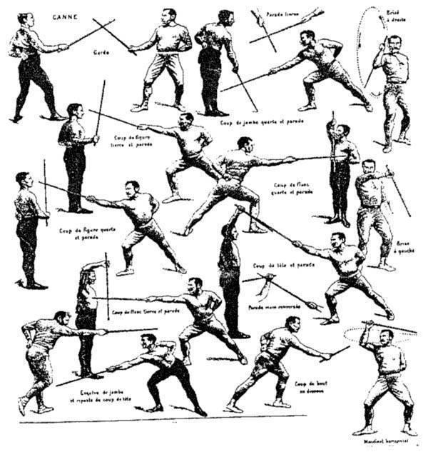 Раны иуколы: как работают профессиональные фехтовальщики