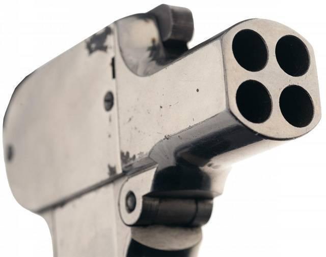 Пистолет unique m17