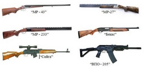 Разрешение на спортивное оружие