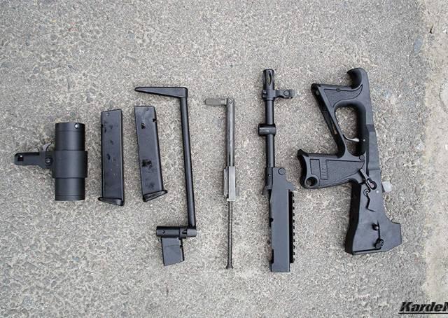 """""""щитоносец"""" росгвардии: пистолет-пулемёт пп-2000."""