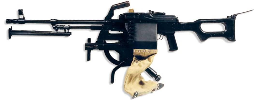 Печенег (пулемет) википедия