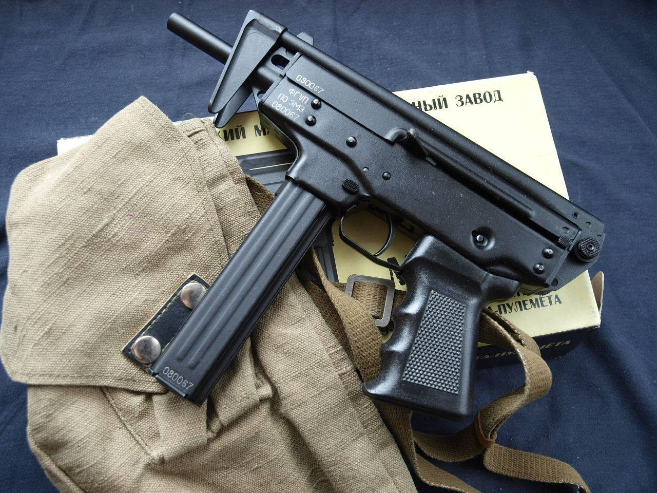 Пистолет-пулемет fmk-3 (аргентина) | армии и солдаты. военная энциклопедия