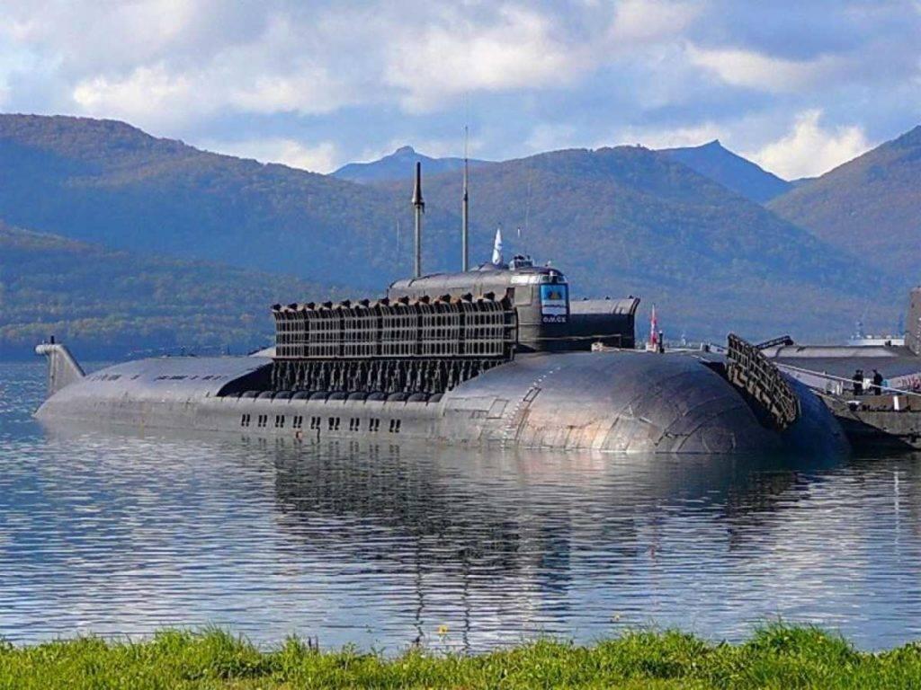 Подводные лодки проекта 949А – одиссея «Антея»
