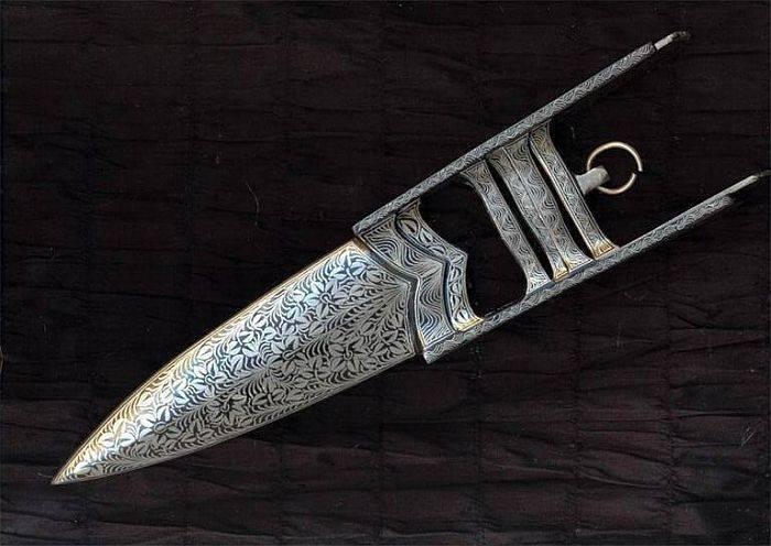 Катар — оружие индийских воинов
