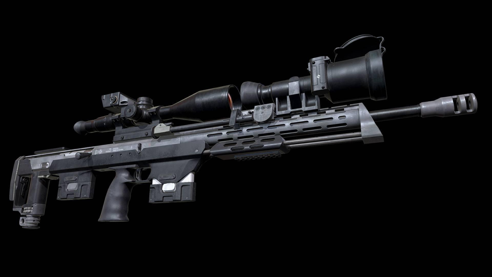 Снайперская винтовка dsr 1 / dsr 1 subsonic / dsr 1 tactical / dsr 50