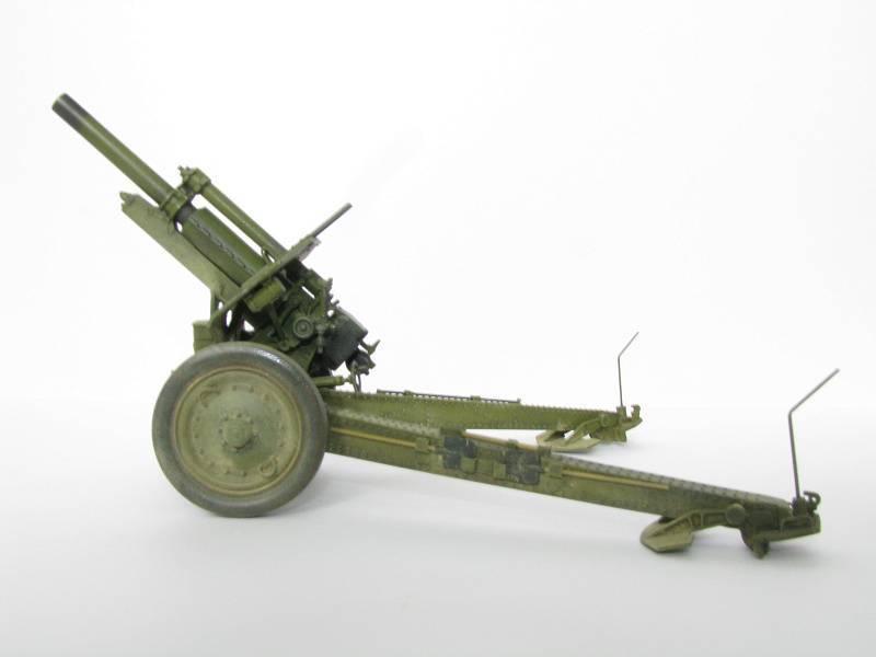 122-мм гаубица образца 1910/30 годов