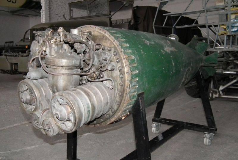 450-мм авиационная торпеда 45-36— неуправляемая парогазовая торпеда вмф ссср.