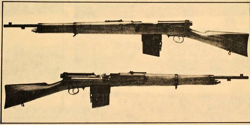 Мондрагон (винтовка) вики