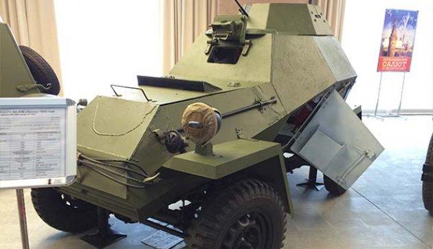 Бронеавтомобиль ба-64 двигатель, вес, размеры, вооружение