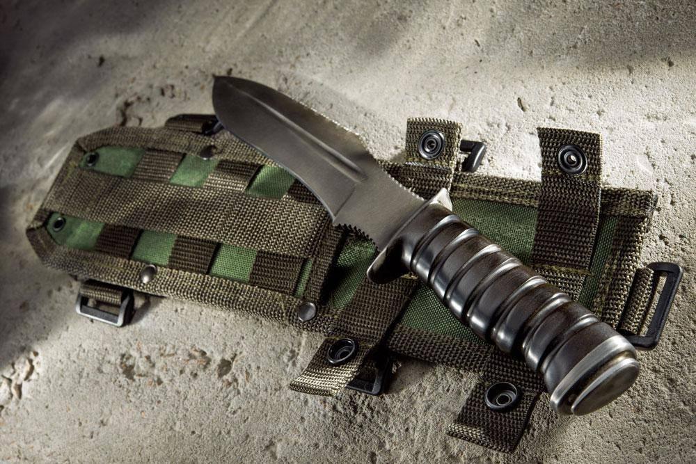 Боевой нож. особенности боевого ножа. современные боевые ножи, конструкция.