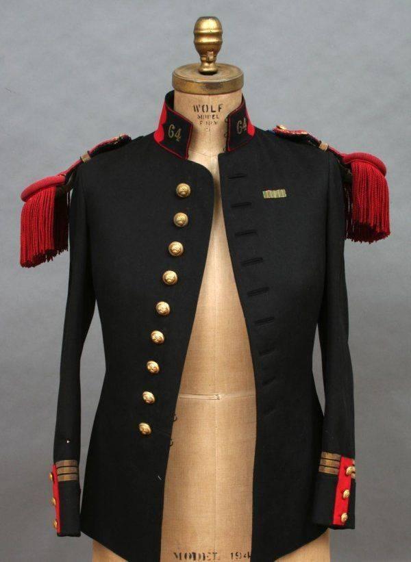 Человек военной форме
