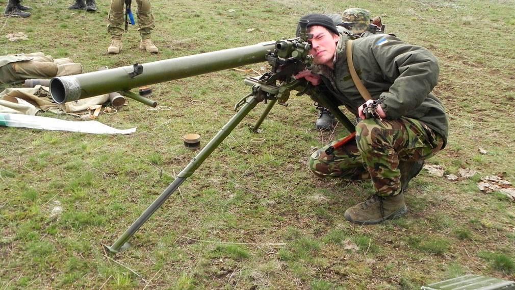 СПГ-9 — советский станковый противотанковый гранатомет: история создания, описание конструкции, особенности ТТХ, модификации и применение