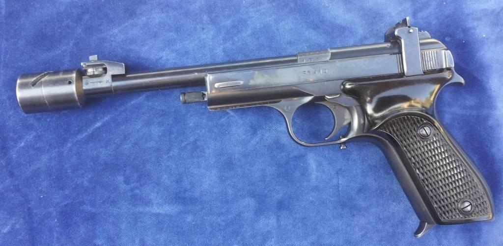 Пистолет марголина мц — википедия. что такое пистолет марголина мц