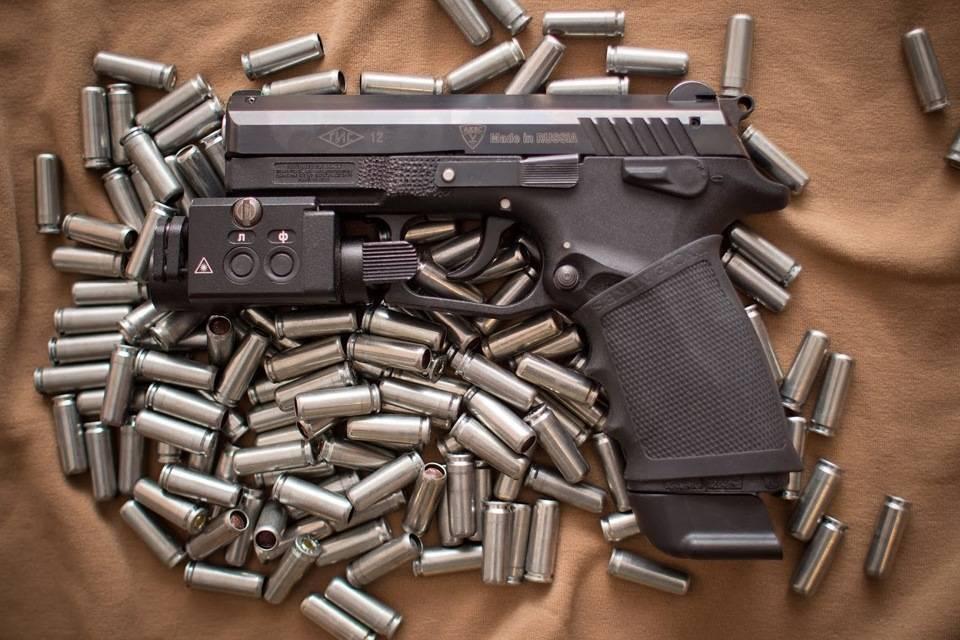 Травматический пистолет тт. описание, основные характеристики