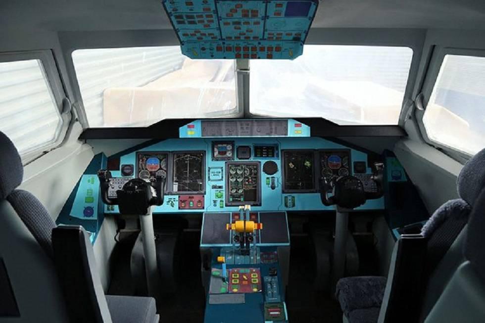 Ил-112 — легкий транспортный самолет в стадии проектирования