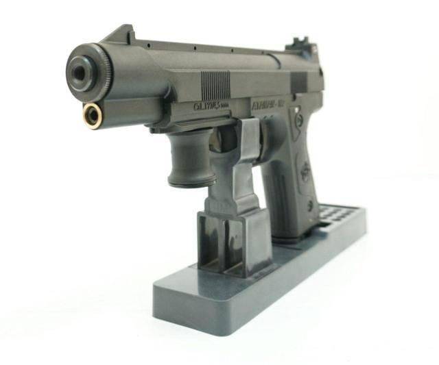 Видео: обзор пистолета feg pa-63