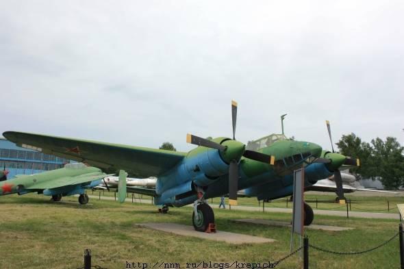 Самолёт Ту-2 – лучший советский бомбардировщик второй мировой войны