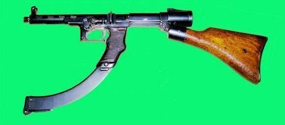 Пистолет Nambu 1902 Type A и Type A Modified
