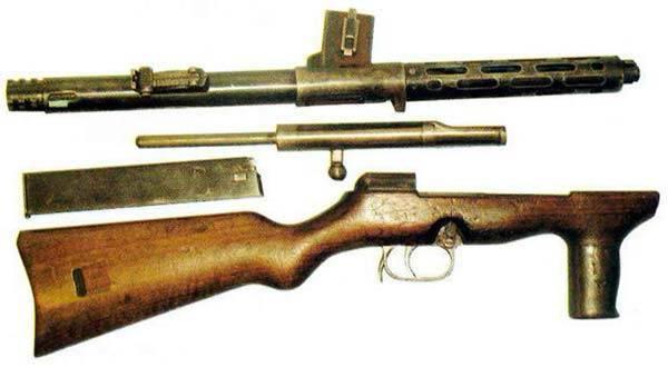 Огонь-труба. пистолет-пулемёт erma е.м.р. 44