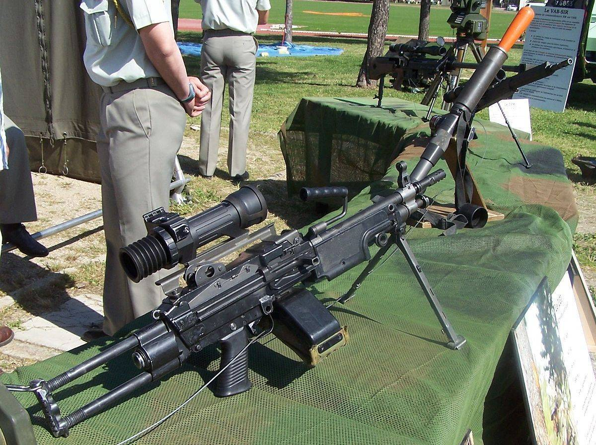 Пулеметы:fn_minimi    [свободная энциклопедия мирового вооружения]